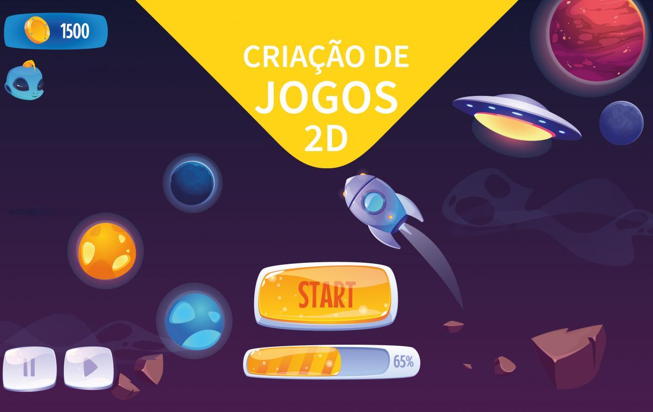 Criação de Jogos 2D